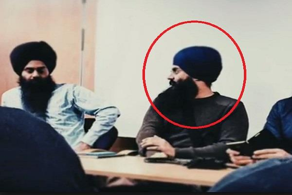 khalistan terror network expose said india is our enemy and true friends