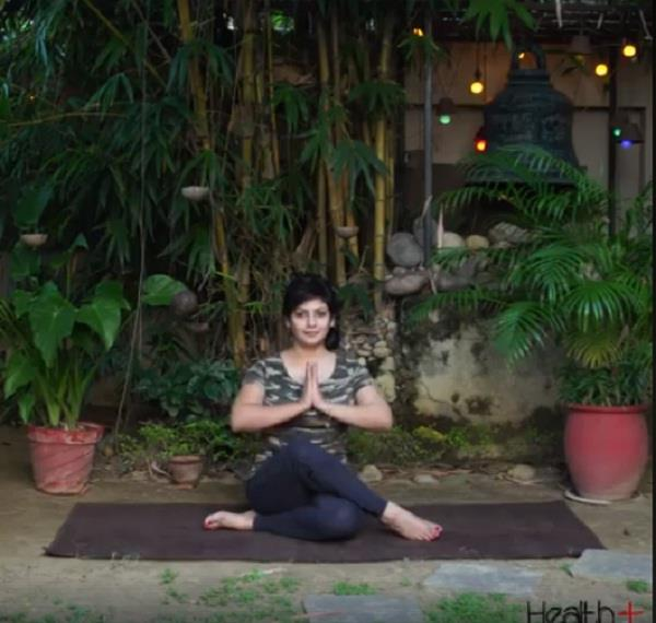 yoga to strengthen shoulders and neck