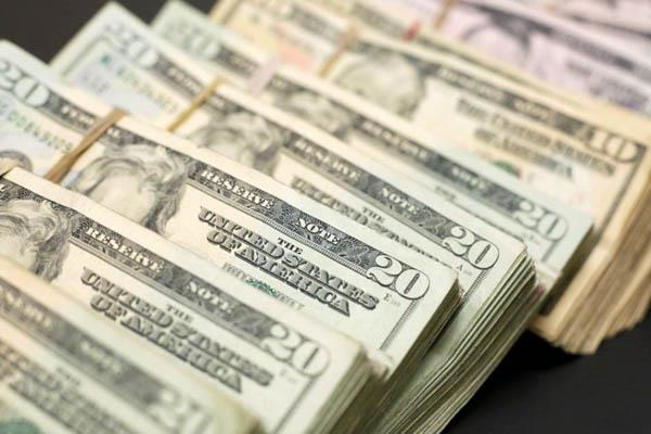foreign exchange reserves rise  2 68 billion