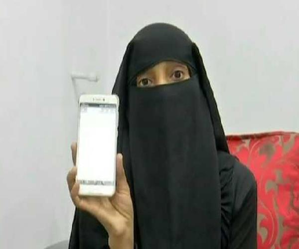 husband saudi arabia has given 3 divorce on mobile phones case registered