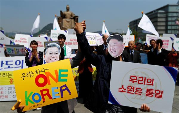 south korea is considering to remove some restrictions from north korea
