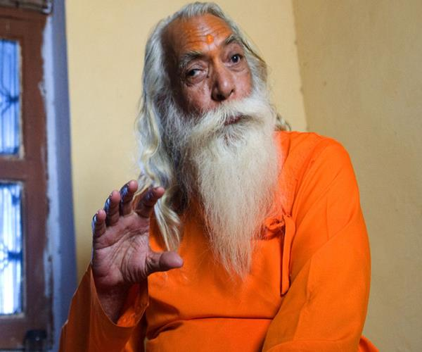 vhp does not want to build ram temple satyendra das
