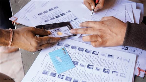 administration s negligence out of 3 thousand disabled voters list