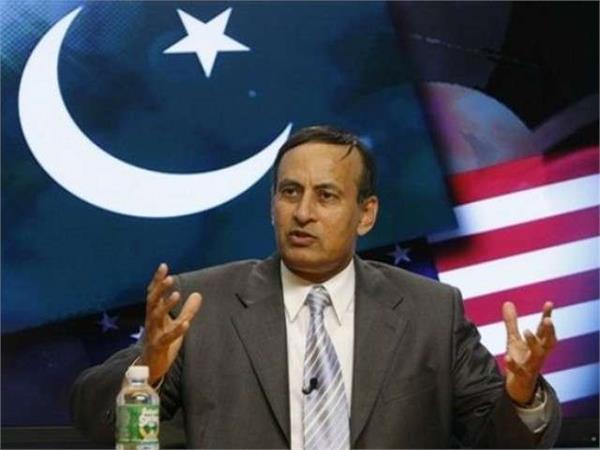 haqqani slams top chinese diplomat in pakistan for undignified trolling