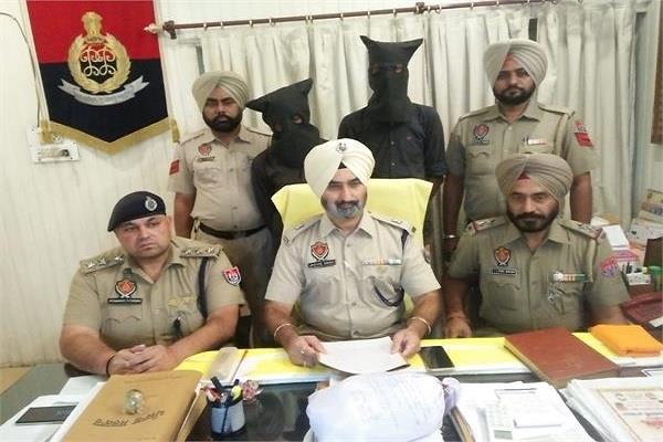 khanna police over 2 man including drug addicts