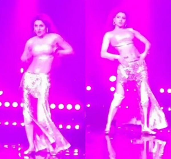 urvashi rautela hot dance video