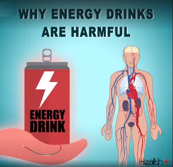 why energy drinks are harmful