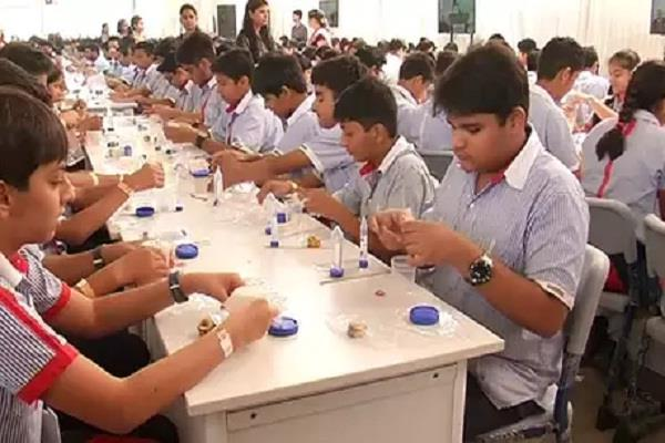 student make world record in dna isolation experiment upns