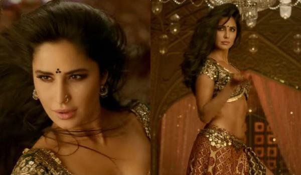 thugs of hindostan suraiyya song teaser out