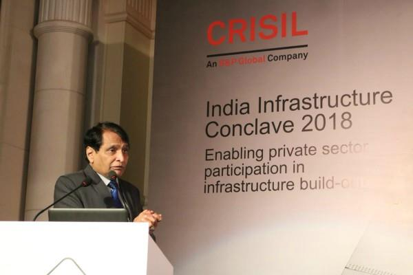 infrastructure companies need unique product to attract global firms says prabhu