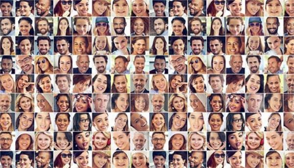 claims in the study people are able to keep an average of five thousand faces