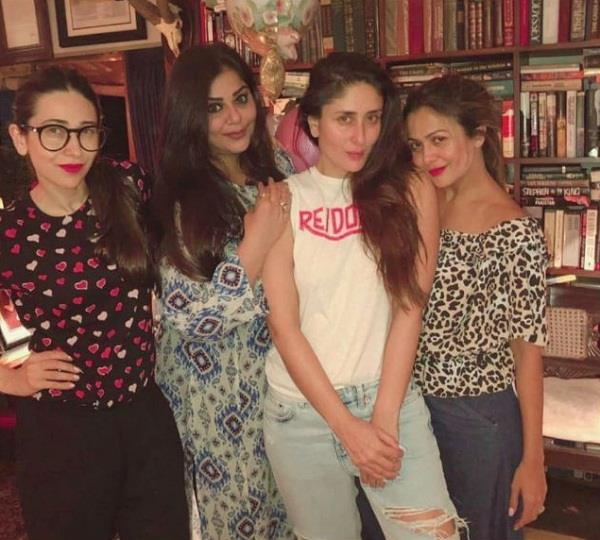 kareena kapoor khan hang out with her girl gang