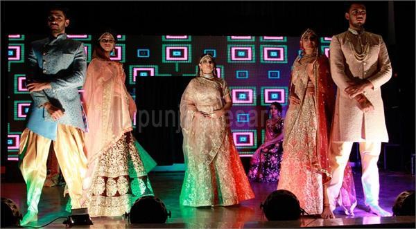 ओरेन ने करवाया Annual Event, फैशन मेकओवर के साथ महिलाओं ने की रैंप वॉक