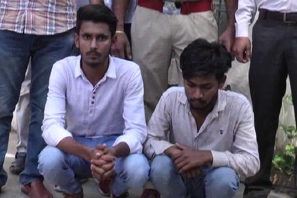 two accused arrested in ambala acid attack case