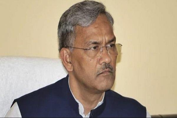 cm reaction to the death of swami sanand