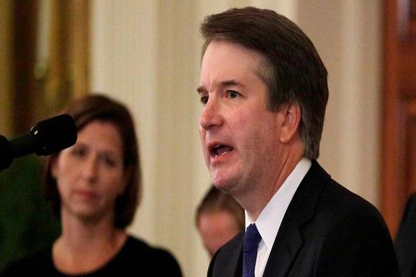 the senate confirms brett kavanaugh to the supreme court