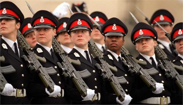 important decision on the appointment of women in the british army