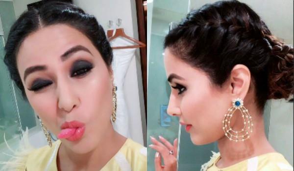 hina khan latest photoshoot