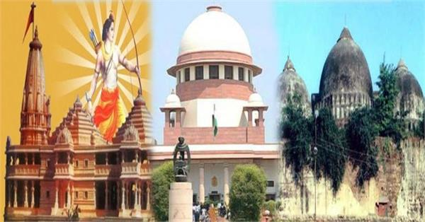 ayodhya dispute frustration in the vhp and sant samaj