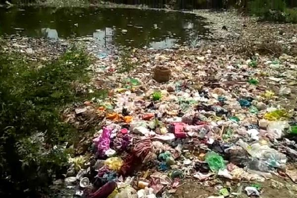 rewari garbage problem reality check
