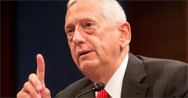 us military role in afghanistan will be conditional mattis