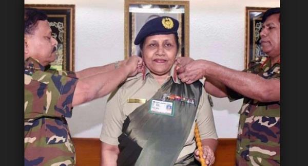 bangladesh appoints susane giti as first ever woman major general
