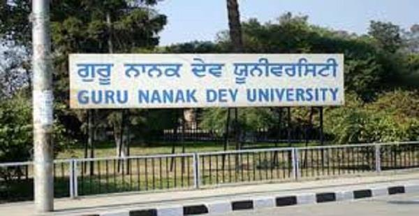 roll numbers of regular  private students on gndu website