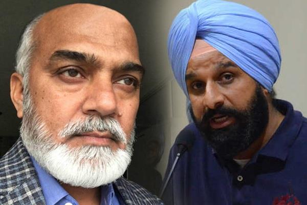 ed deputy director niranjan singh resigns investigating bhola drug racket