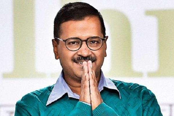 arvind kejriwal challenged to cm mahoar lal khattar