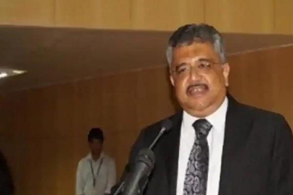 tushar mehta to be india s next solicitor general