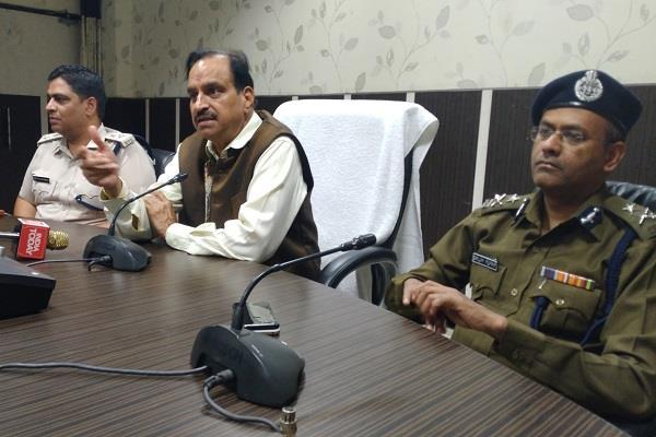 recruitment in haryana police will start next month dgp sandhu informed