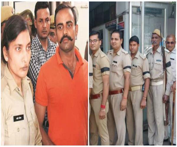 vivek tiwari murder case up police in preparation for revolt again