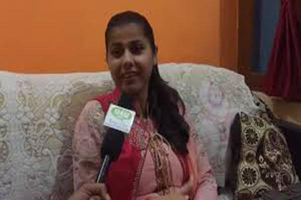 kbc contestant rukmani sambyal join politics