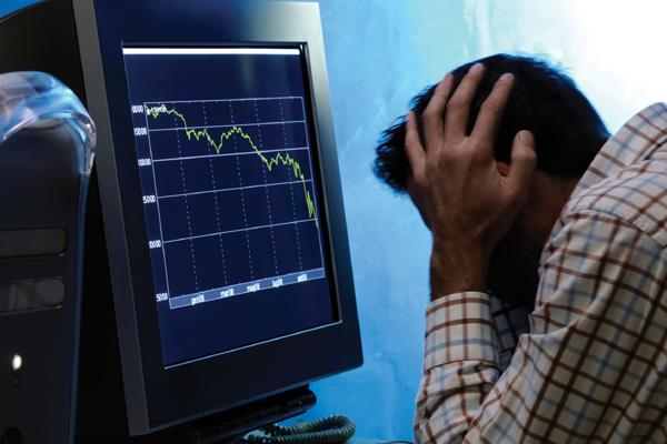 investors poorer by rs 1 79 lakh crore as sensex hits 3 month low