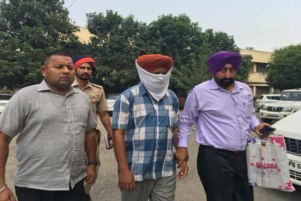 vigilance bureau team arrests shahkot kanungu by bribe