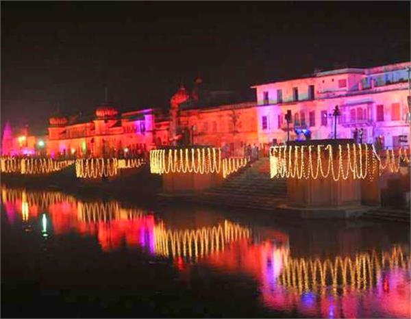sareu beach will be shining with 3 lakh lamps on goddess diva