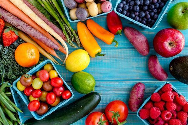 खाएं हर रंग की फल-सब्जियां, जानिए किससे मिलेगा कितना पोषण?