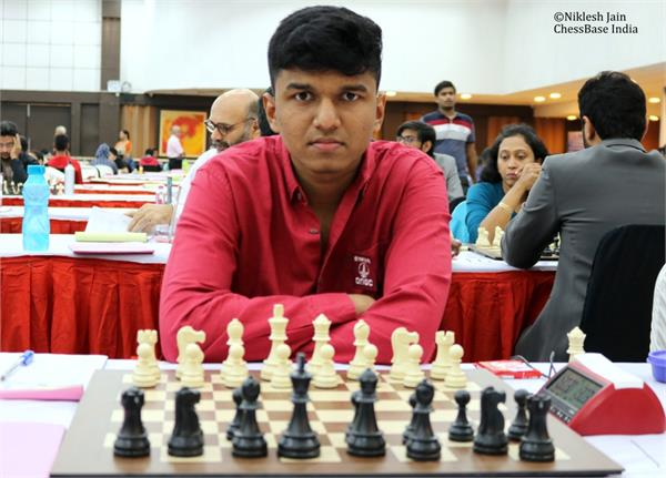 gujarat international open grandmasters chess tournament