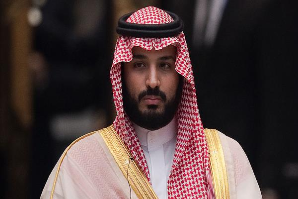 impact of the threat of trump appearing on crown prince of saudi arabia