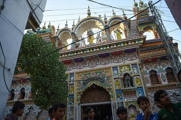 the sweet city of pakistan is a symbol of hindu muslim tolerance