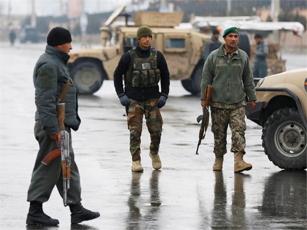 7 policemen die in attacks on checkposts in afghanistan
