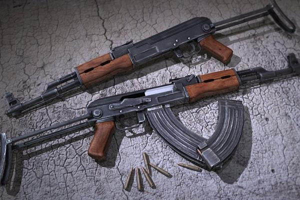 mp seized 42 000 weapons 111 seized after code of conduct
