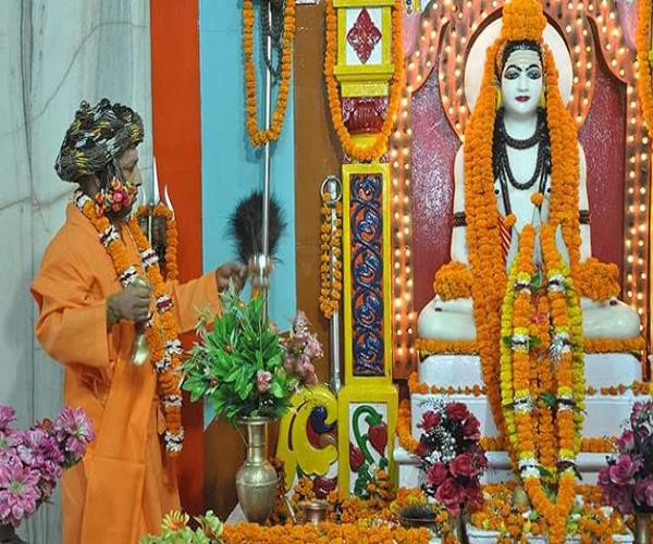 know the whole occasion of navaratri schedule of cm yogi of up