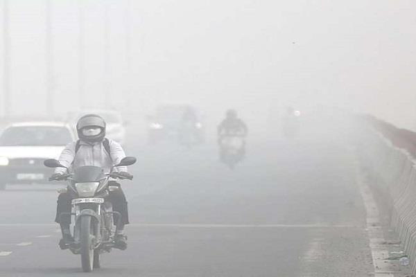 noida pollution level reached the poisonous alarming range of climate