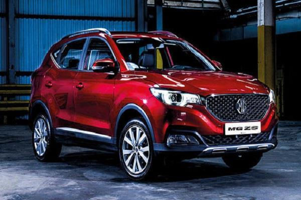 mj motor electric suv will be launched in india in 2019