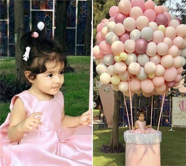 एक साल की हुई आसिन की बेटी, फोटो शेयर कर पहली बार बताया नाम