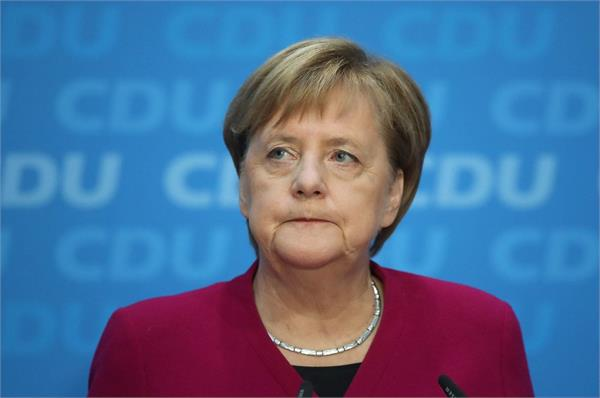 germany s angela merkel will not contest elections for chancellor post