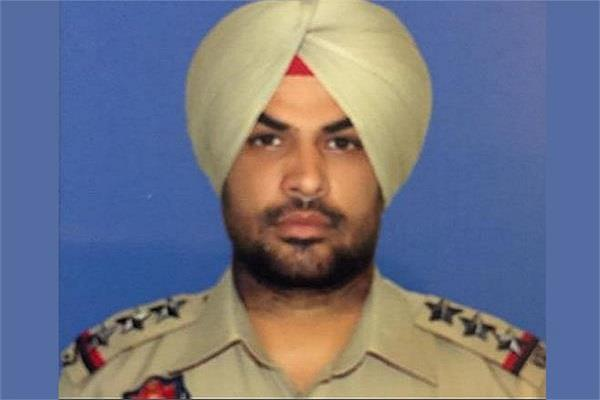 punjab government imposes inspector on dsp