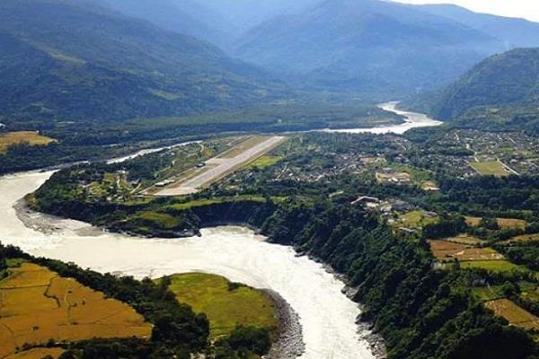 arunachal and assam no longer threaten floods