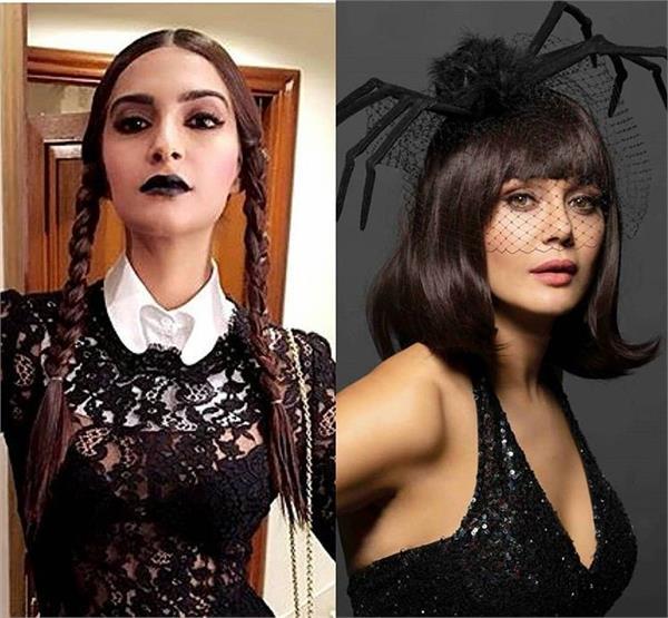 'हैलोवीन पार्टी' के लिए बेस्ट ड्रेसेज व मेकअप आइडिया